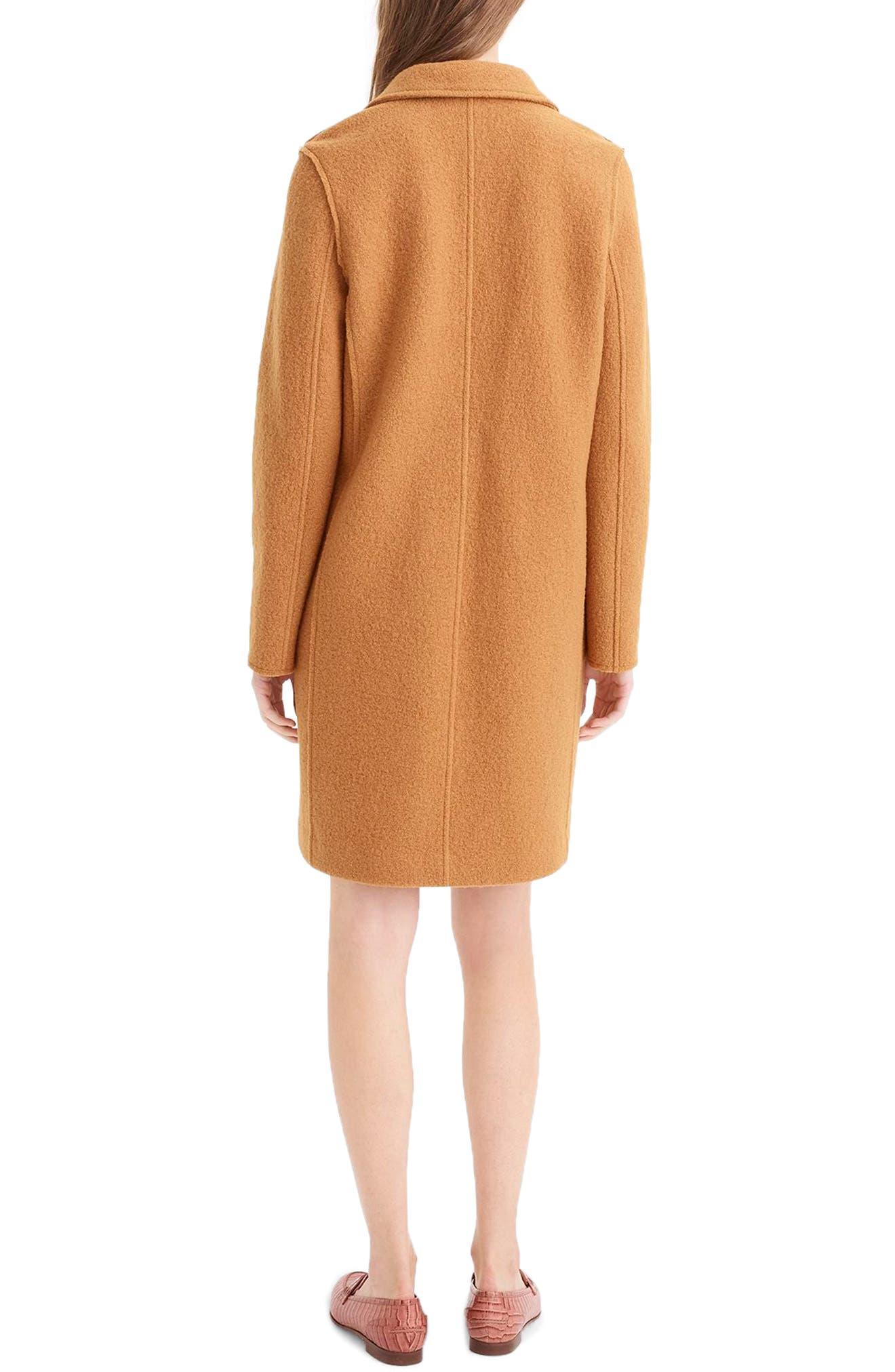 ,                             Daphne Boiled Wool Topcoat,                             Alternate thumbnail 36, color,                             250