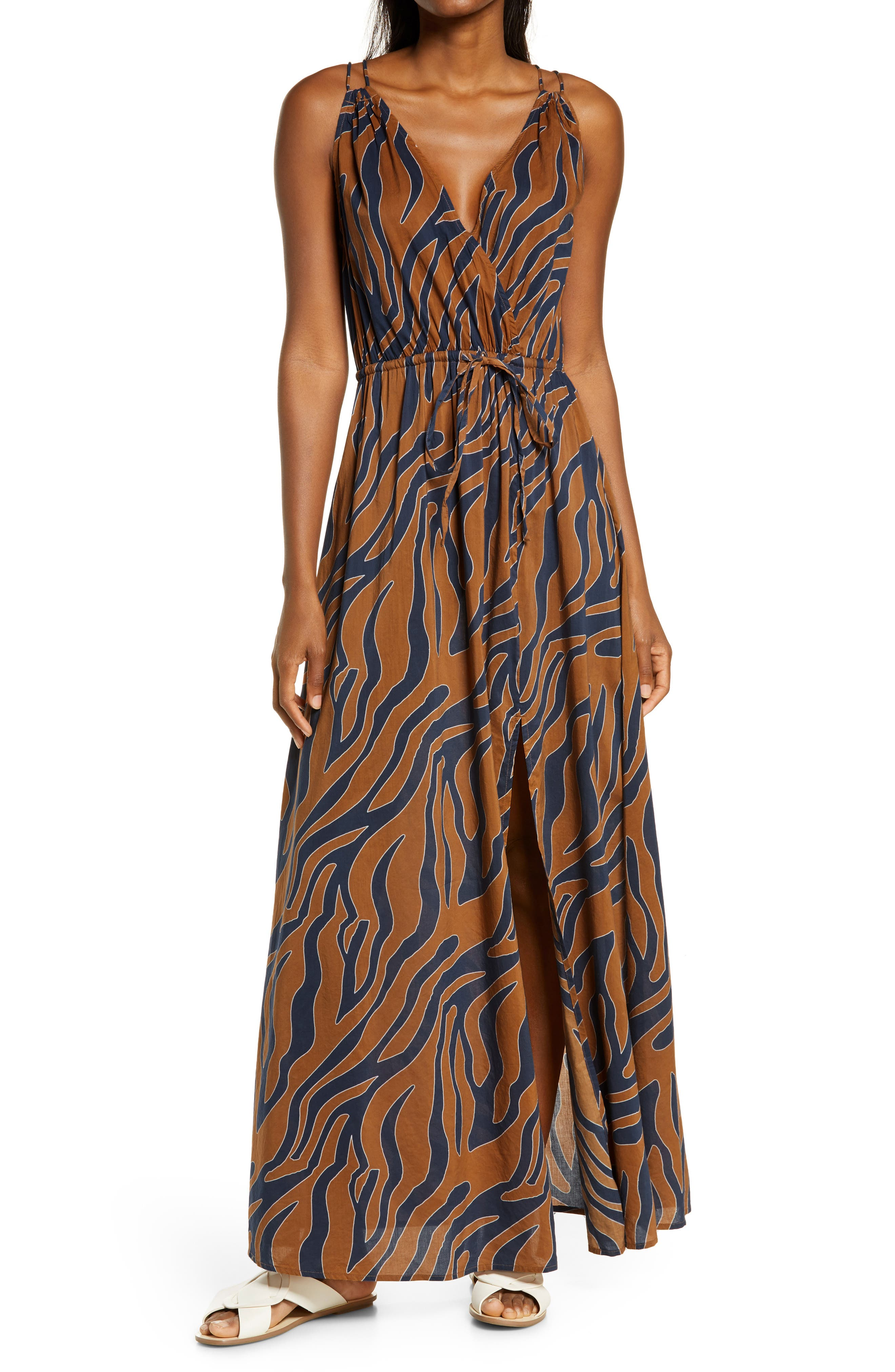 Cover-Up Maxi Dress