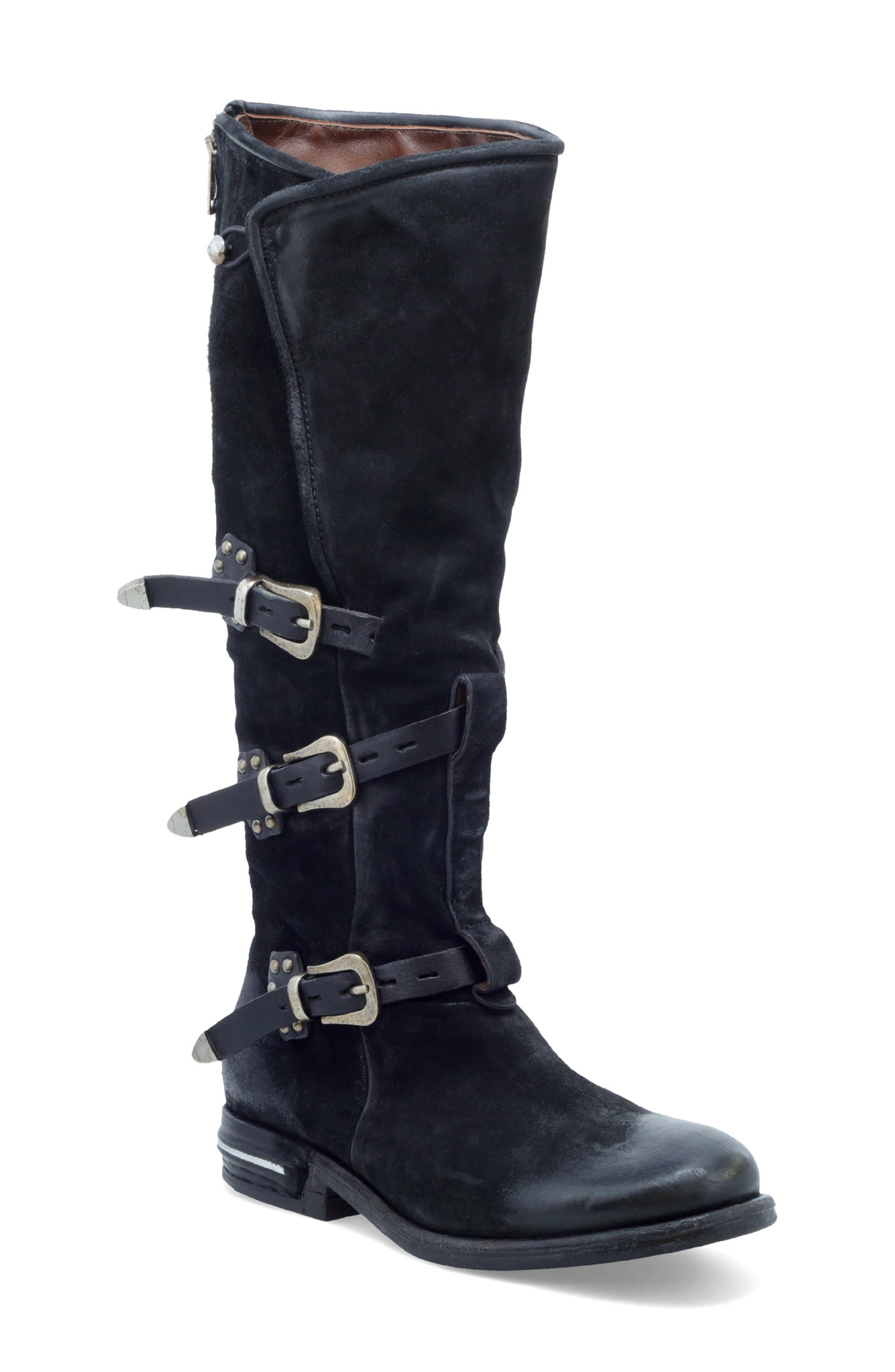 Women's A.s.98 Trigg Knee High Boot