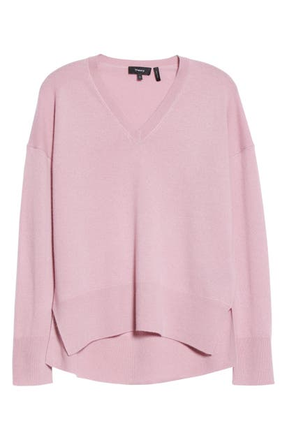 Theory KARENIA V-NECK CASHMERE SWEATER