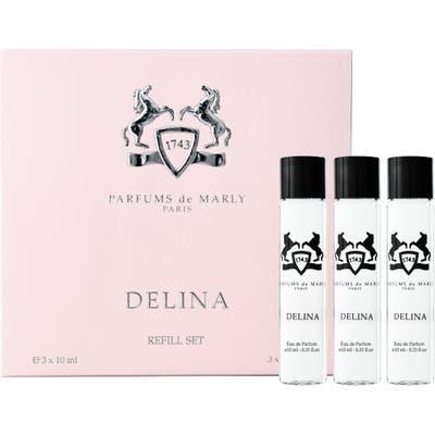 Parfums De Marly Delina Eau De Parfum Refill Set