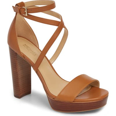 Michael Michael Kors Charlize Strappy Platform Sandal
