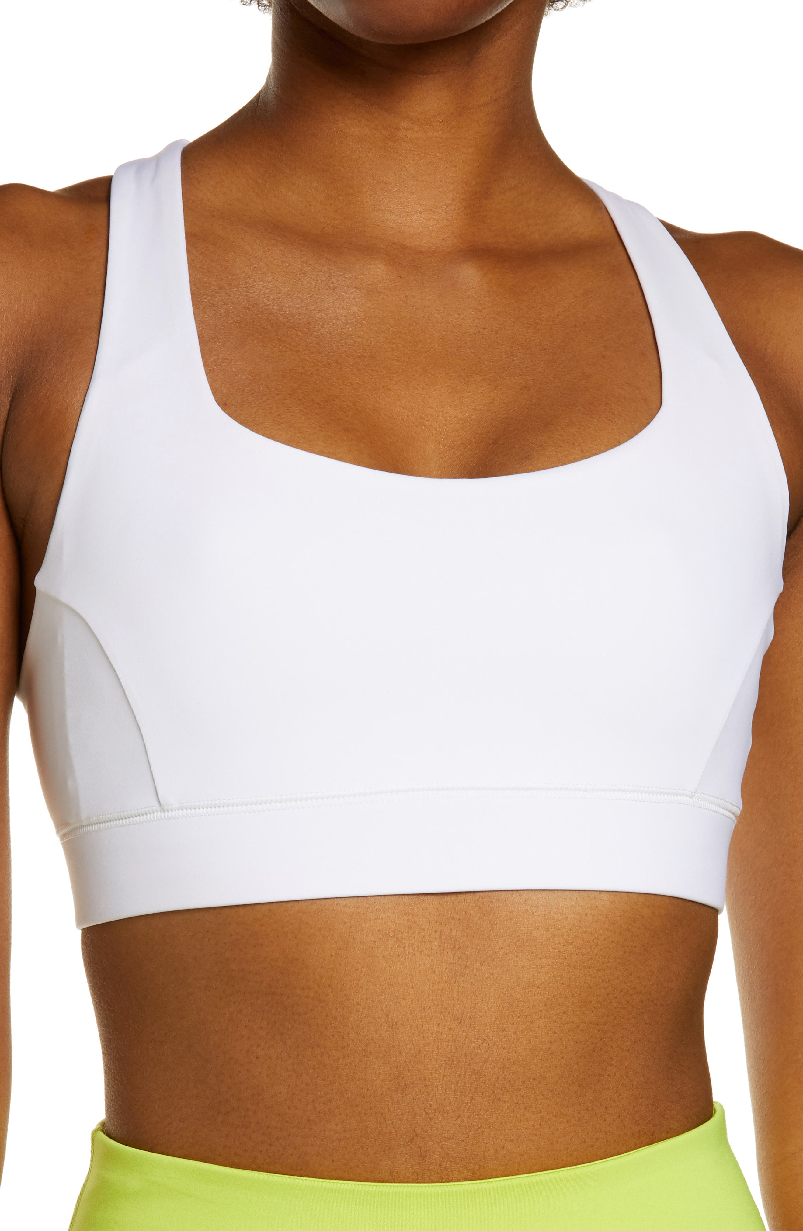 Stay In Place Sports Bra