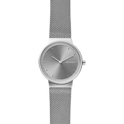 Skagen Annelie Mesh Bracelet Watch,