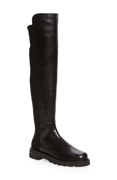 Stuart Weitzman 5050 LIFT OVER THE KNEE BOOT