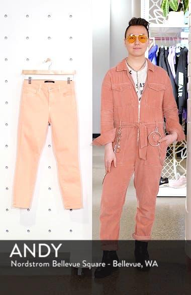 835 Crop Skinny Jeans, sales video thumbnail