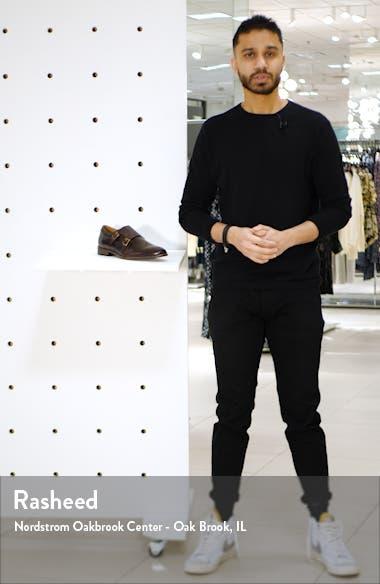 Hart Monk Strap Shoe, sales video thumbnail