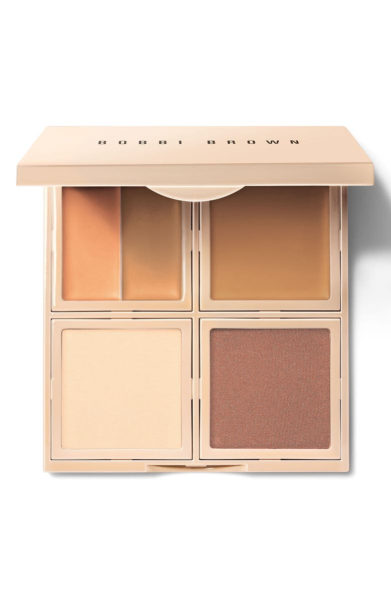 BOBBI BROWN 5-in-1 Essential Face Palette, Main, color, 200