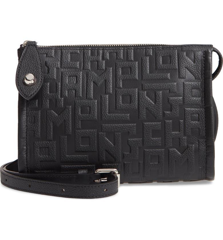 Longchamp La Voyageuse Leather Crossbody Bag | Nordstrom