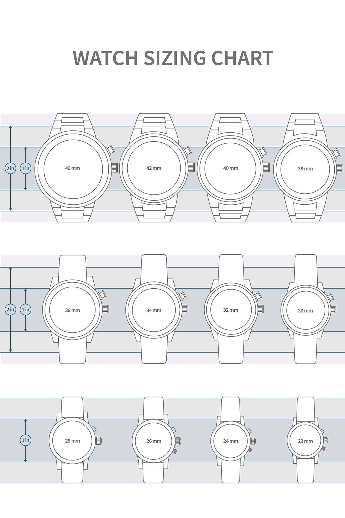 TIMEX (R) MK1 LEATHER STRAP WATCH