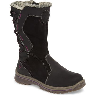 Santana Canada Mayer2 Waterproof Winter Boot, Black