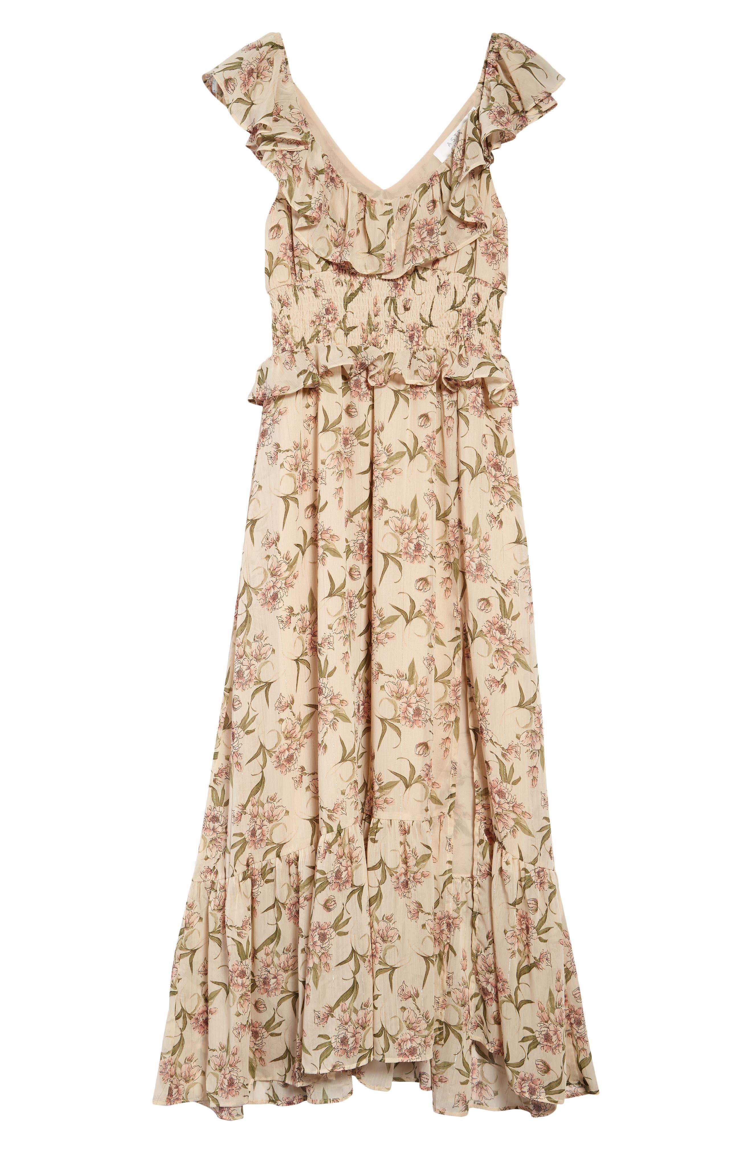Women's Luna Ruffle Dress