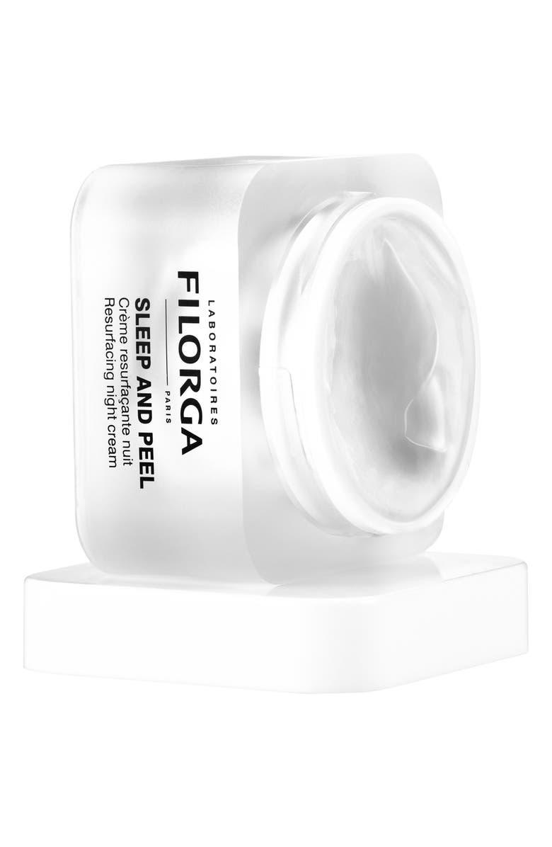 FILORGA Sleep and Peel<sup>®</sup> Resurfacing Night Cream, Main, color, NO COLOR