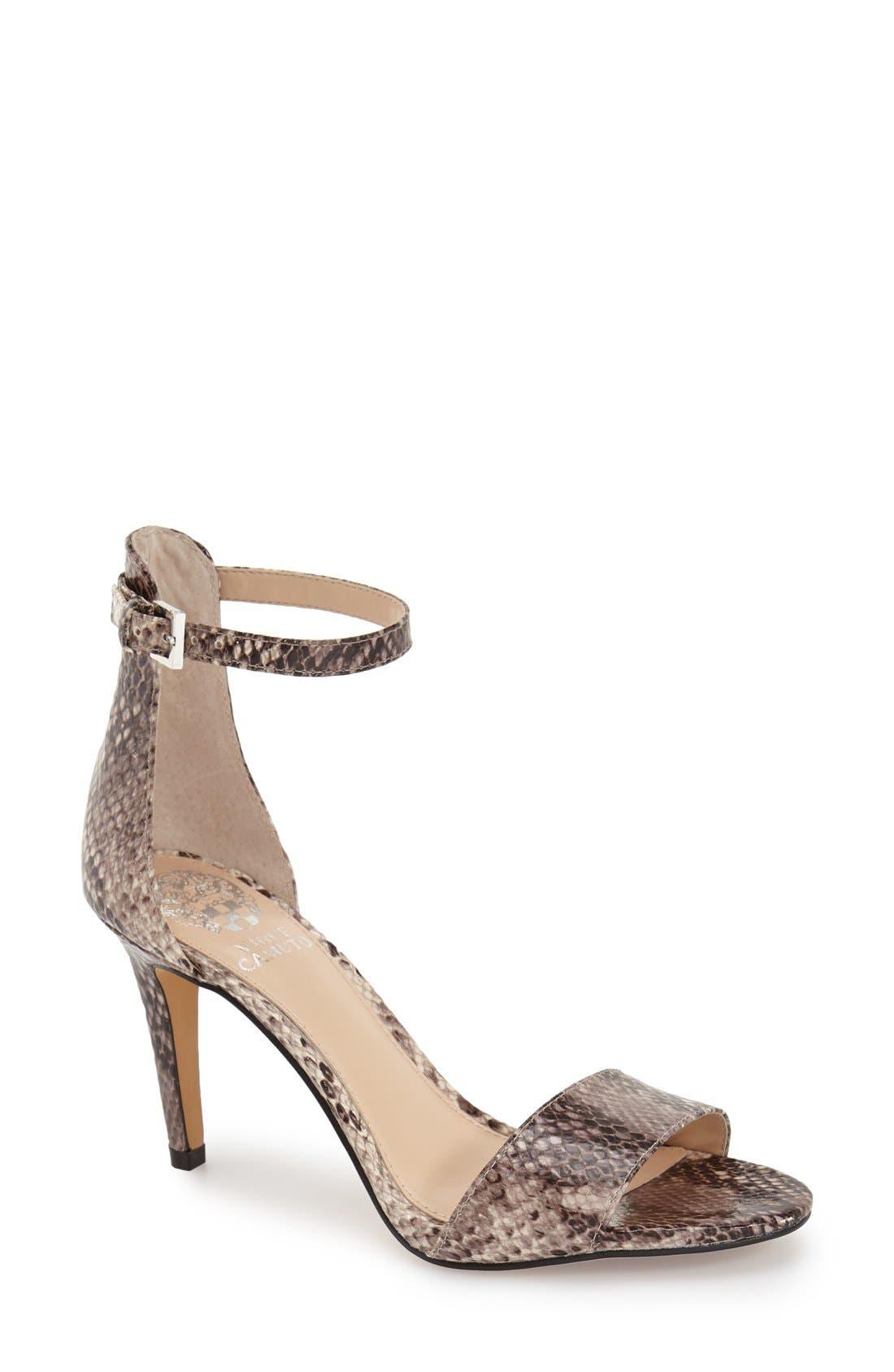 ,                             'Court' Ankle Strap Sandal,                             Main thumbnail 20, color,                             005