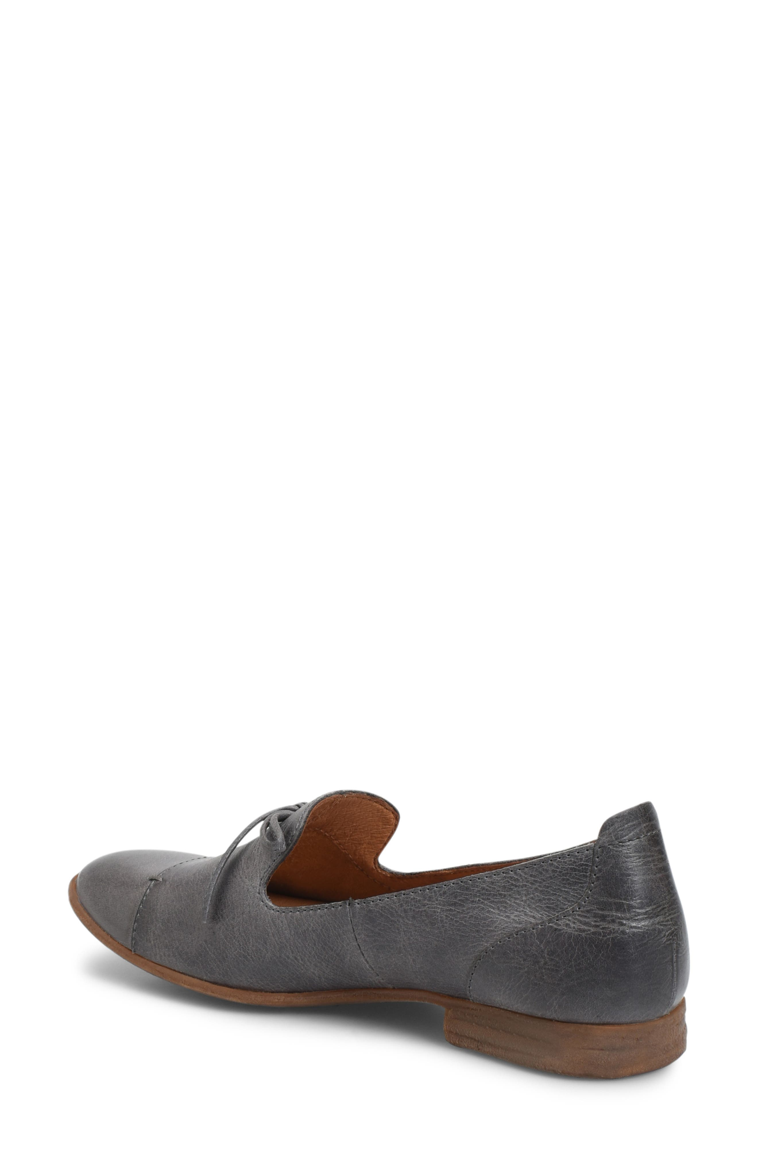 ,                             Gallatin Loafer,                             Alternate thumbnail 2, color,                             GREY LEATHER