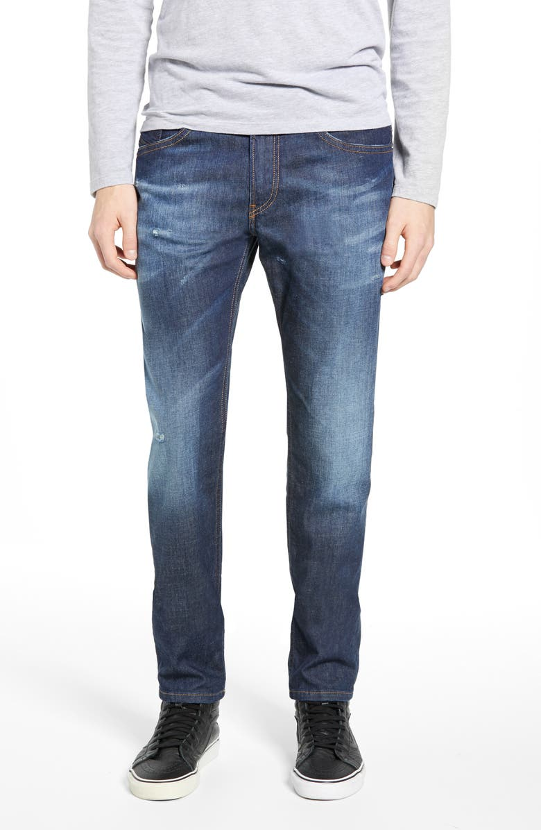 83e9bdf7 DIESEL® Thommer Slim Fit Jeans (087AN)   Nordstrom