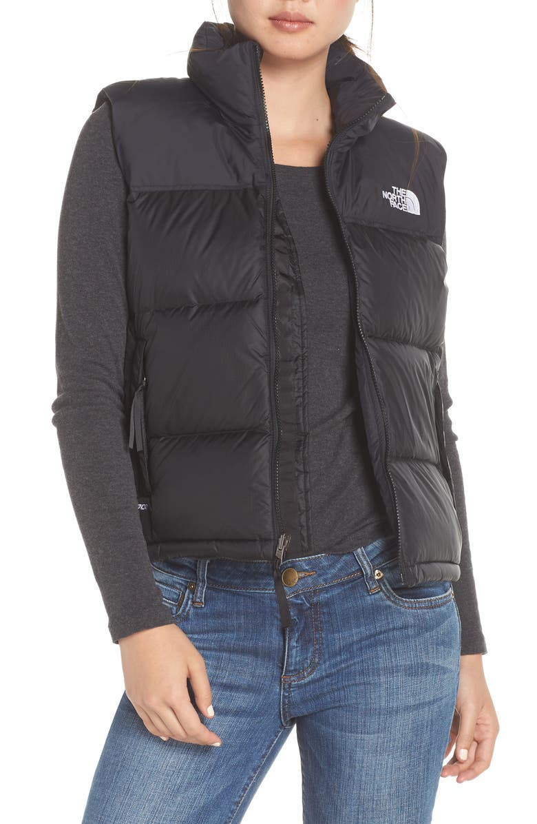 THE NORTH FACE Nuptse 1996 Packable 700-Fill Power Down Vest, Main, color, 001
