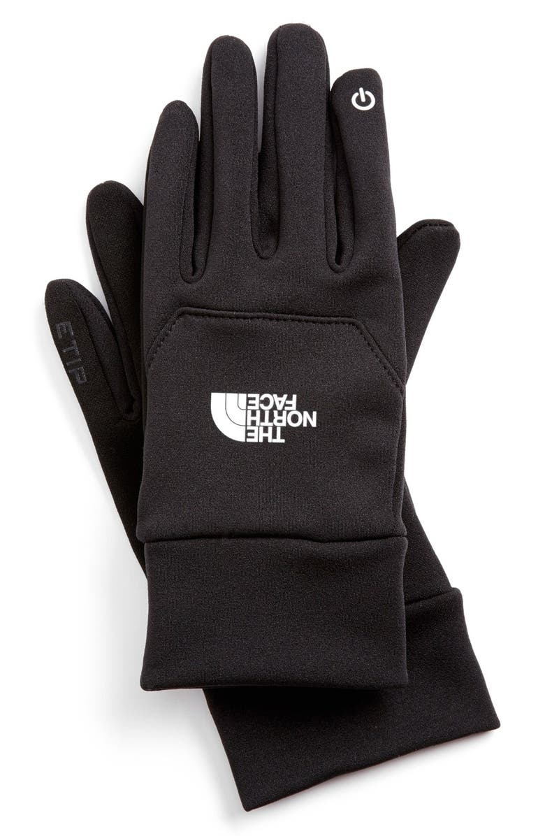 THE NORTH FACE 'eTip' Gloves, Main, color, 001