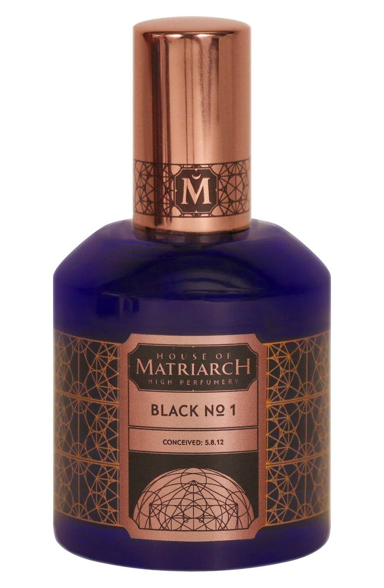 HOUSE OF MATRIARCH 'Black No. 1' Fragrance, Main, color, 000