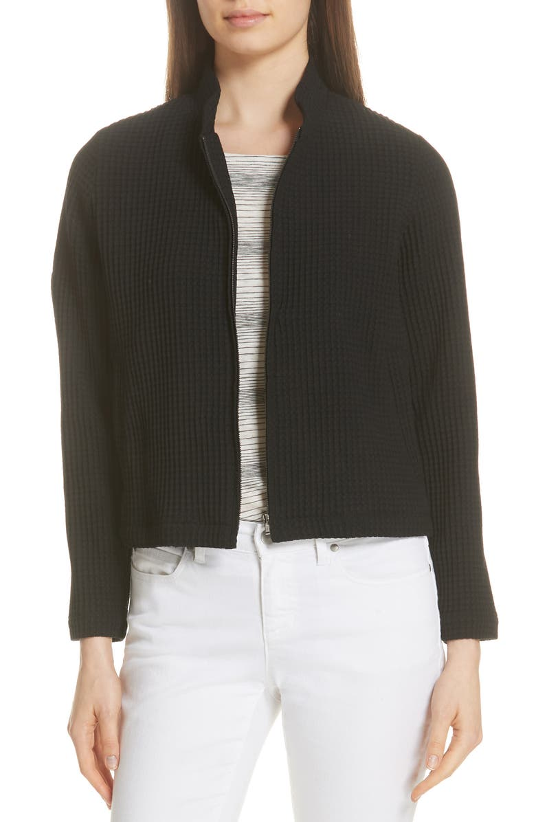 Eileen Fisher Flight Jacket