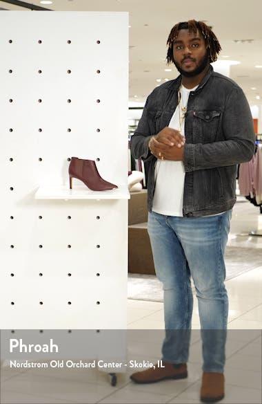 Beriinl Ankle Bootie, sales video thumbnail