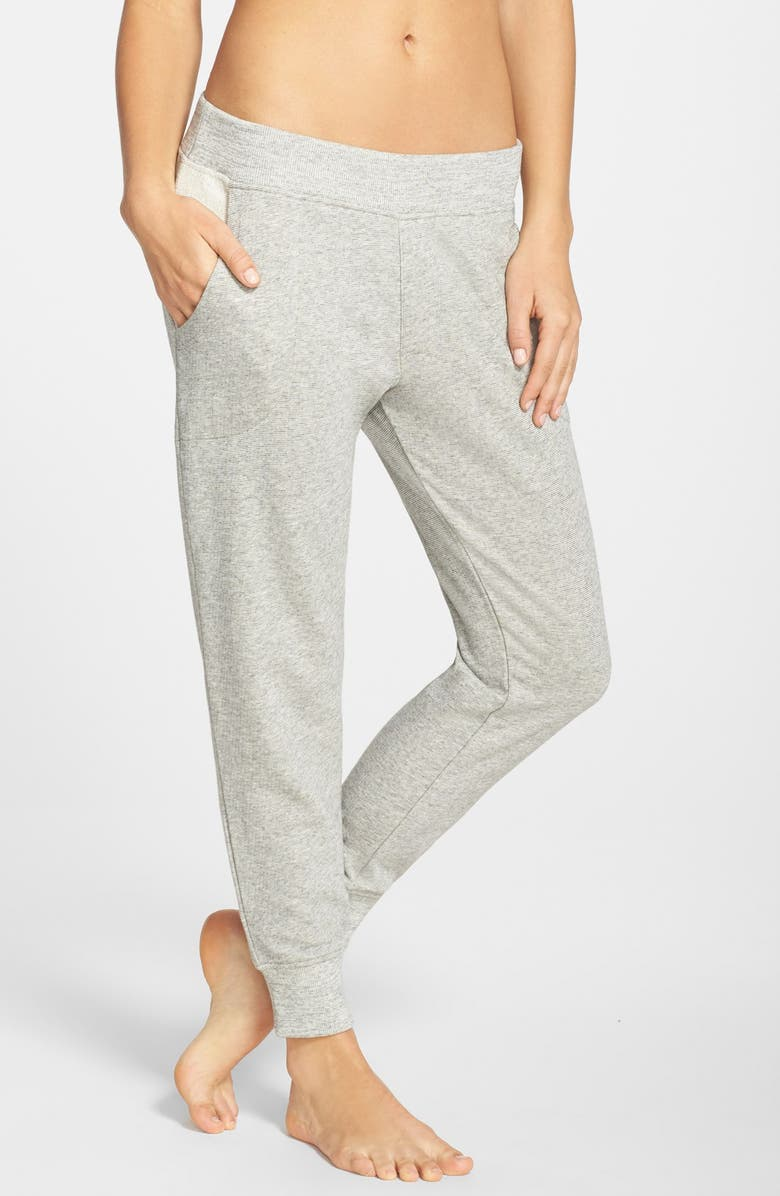 ALTERNATIVE Tapered Sweatpants, Main, color, 020