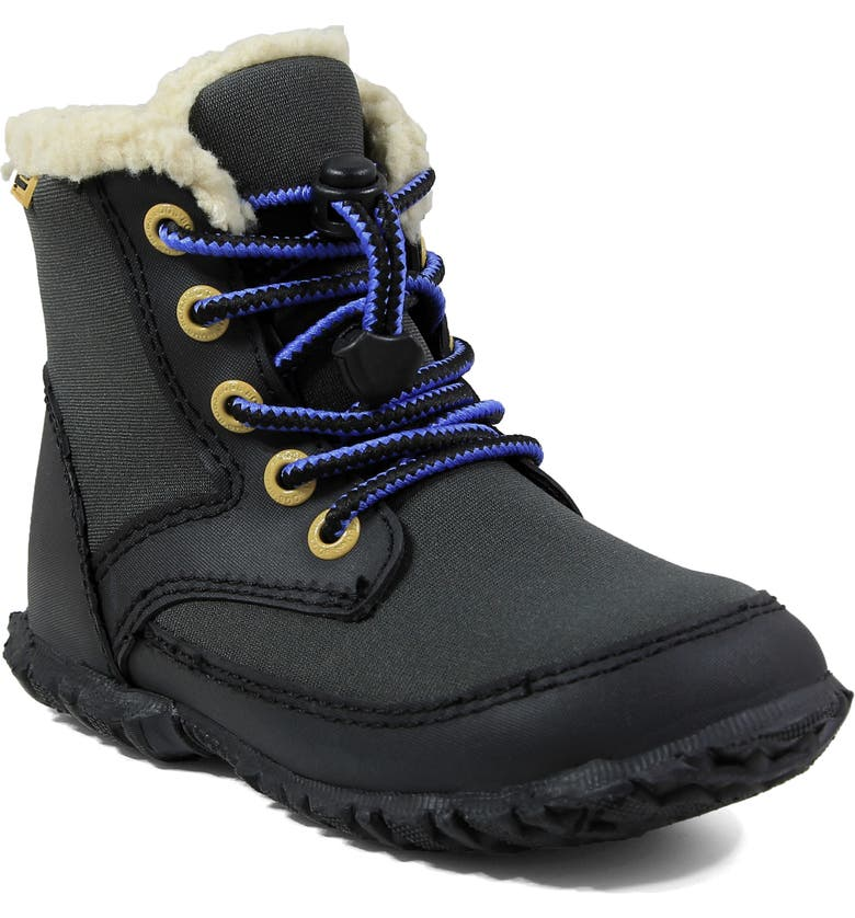 BOGS Skyler Faux Fur Insulated Waterproof Boot, Main, color, 009