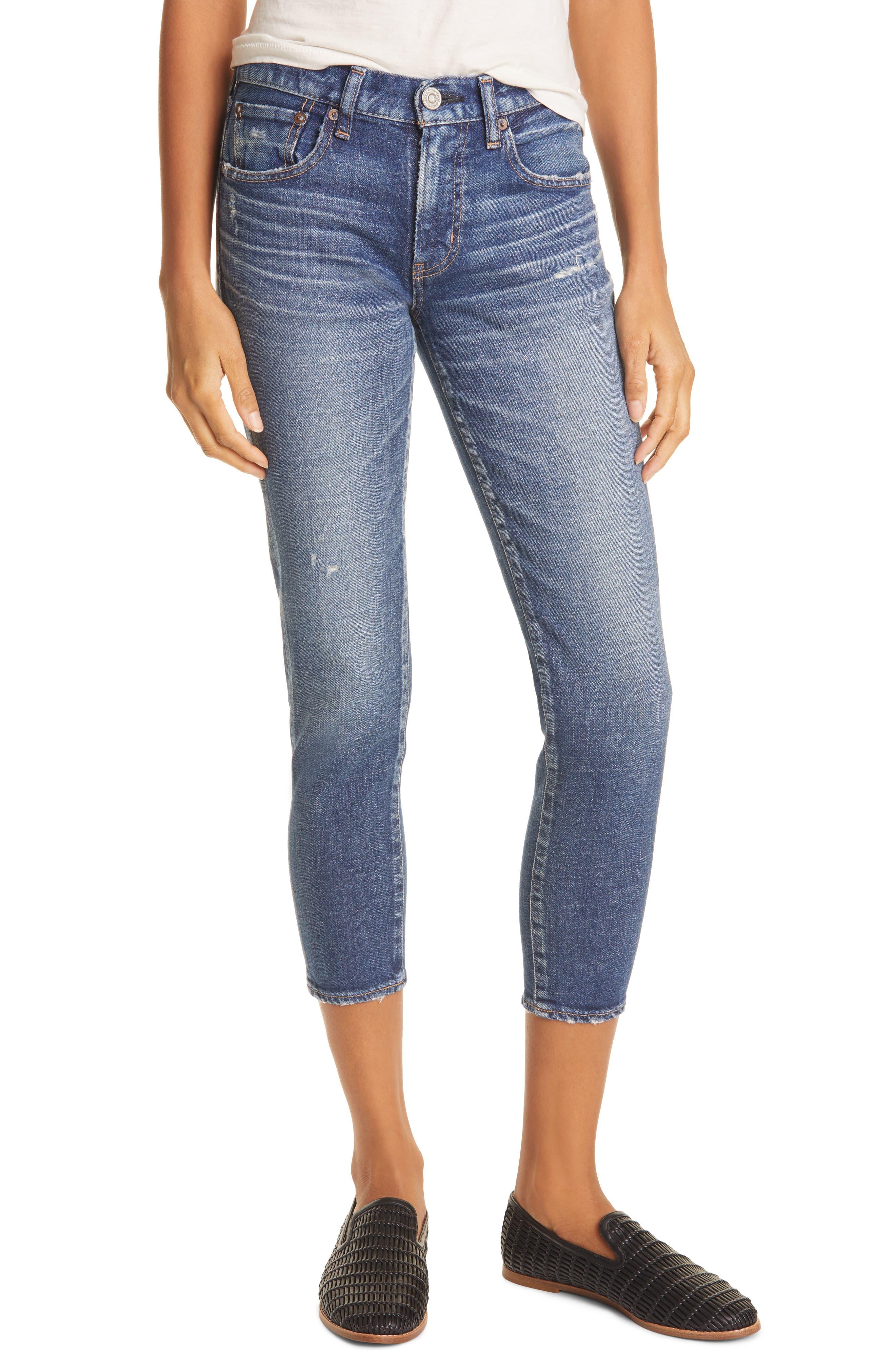 Prichard Ankle Skinny Jeans