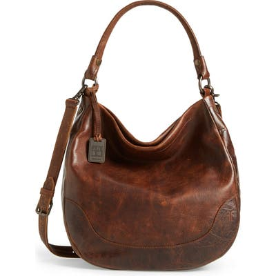 Frye Melissa Leather Hobo -