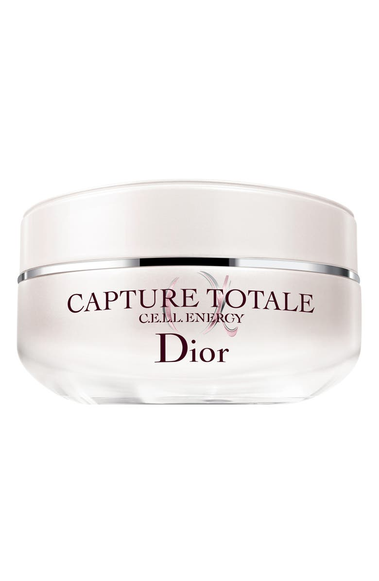 DIOR Capture Totale C.E.L.L. ENERGY Firming & Wrinkle-Correcting Crème, Main, color, NO COLOR