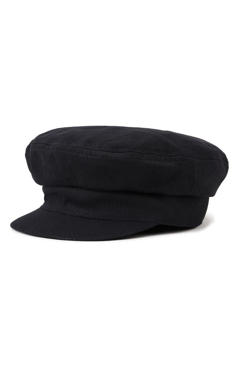 BRIXTON Fiddler Cap, Main, color, 001