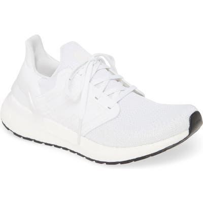 Adidas Ultraboost 20 Running Shoe, White