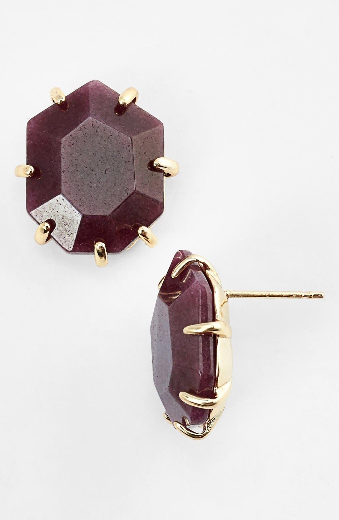 ,                             'Morgan' Stud Earring,                             Main thumbnail 27, color,                             930
