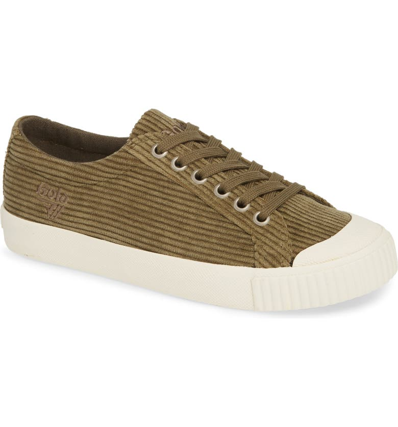 GOLA Tiebreak Corduroy Sneaker, Main, color, 340