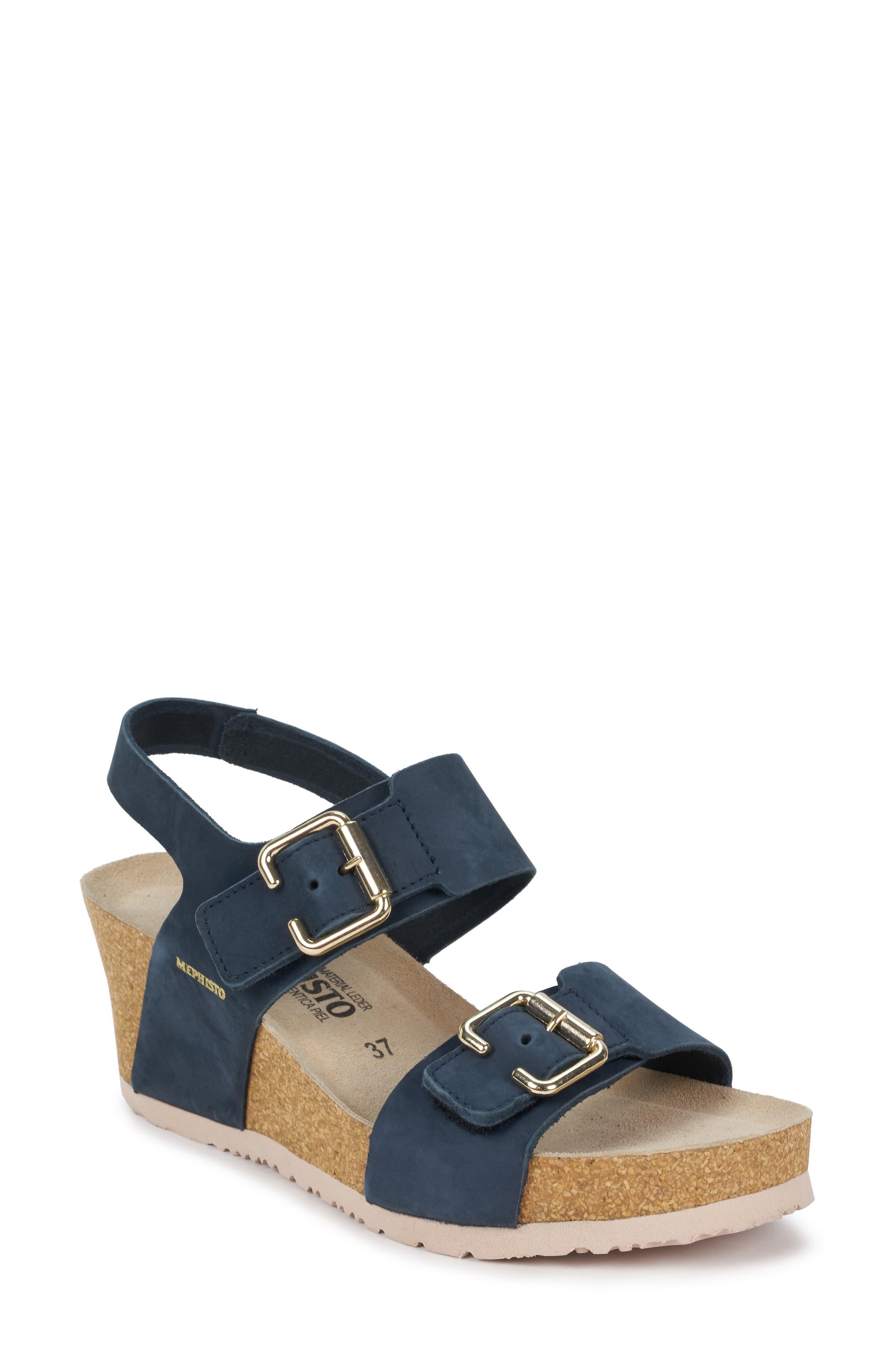 Lissandra Platform Wedge Sandal