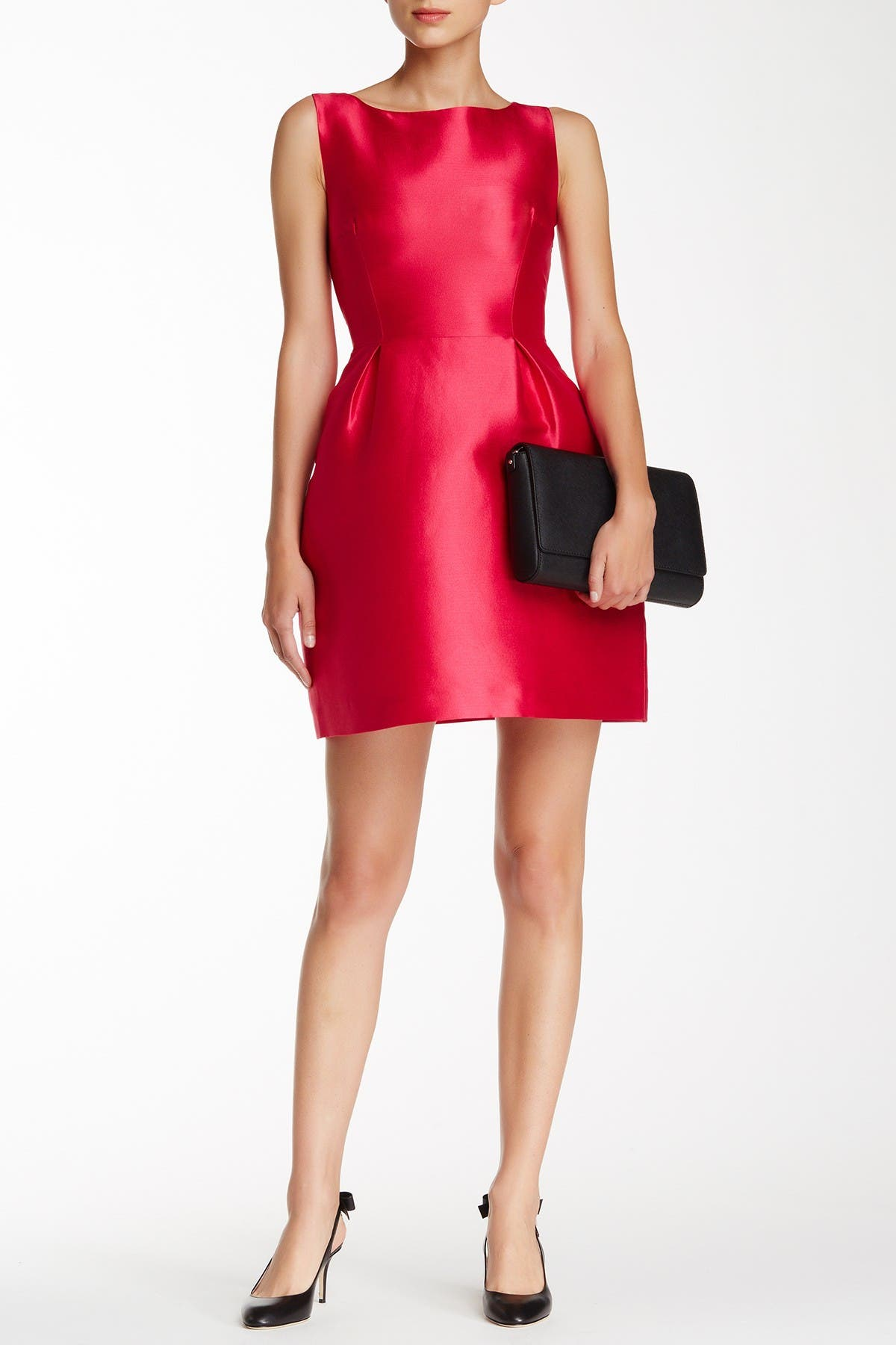 Image of kate spade new york flirty back mini dress