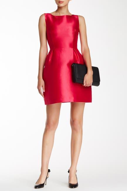 Image of kate spade new york flirty back mini dress