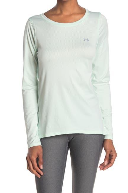 Image of Under Armour HeatGear(R) Armour Long Sleeve T-Shirt