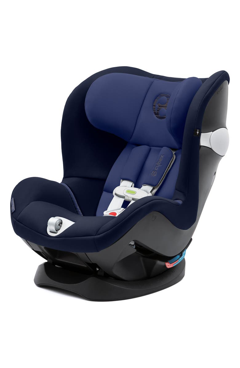 CYBEX Sirona M SensorSafe<sup>™</sup> 2.0 Convertible Car Seat, Main, color, DENIM BLUE
