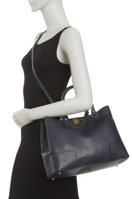 Image of Anna Luchini Top Handle Tote Bag