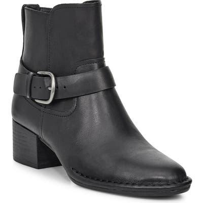 UGG Atwood Block Heel Bootie- Black