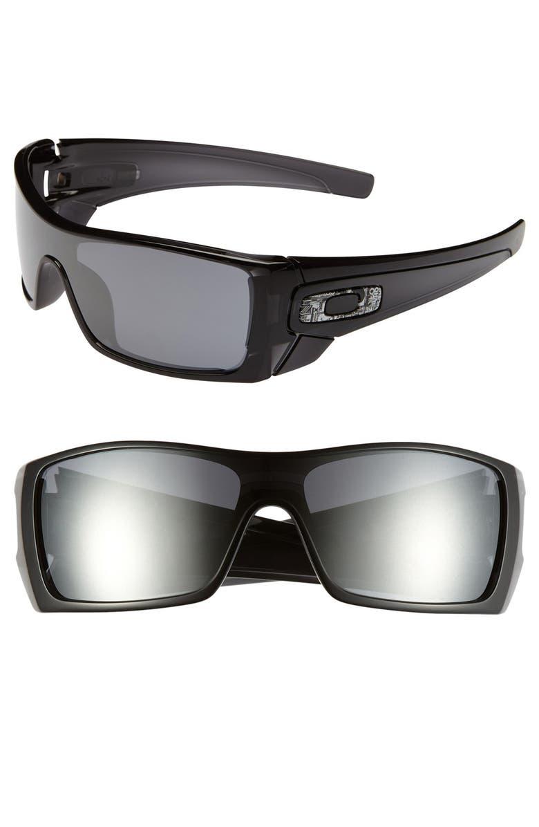 OAKLEY 'Batwolf' Sunglasses, Main, color, 001