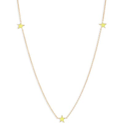 Jennifer Zeuner Mika Romy Star Necklace