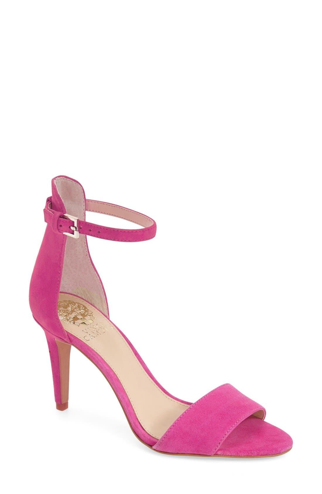 ,                             'Court' Ankle Strap Sandal,                             Main thumbnail 95, color,                             661
