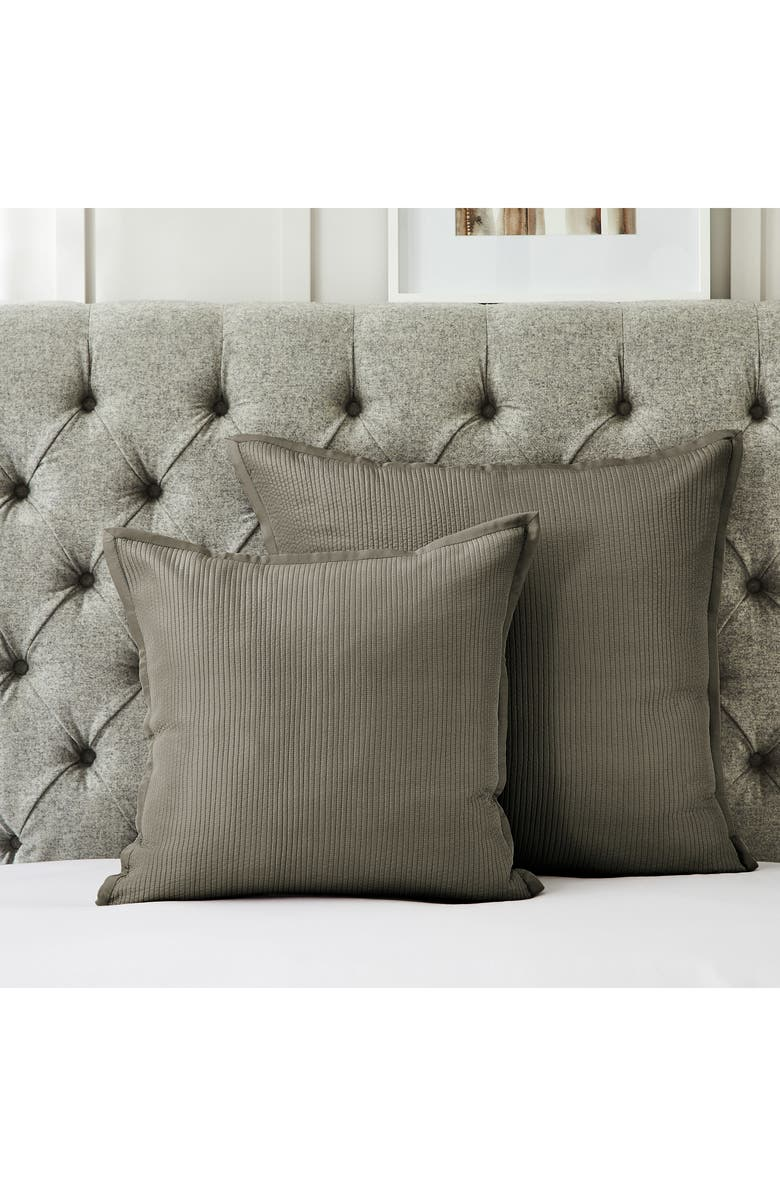 THE WHITE COMPANY Hampstead Cushion Cover, Main, color, MINK
