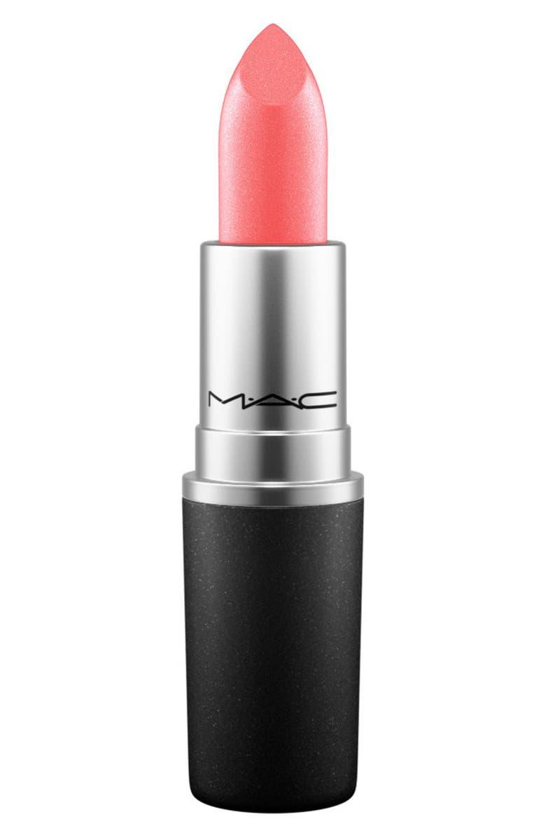 MAC COSMETICS MAC Coral Lipstick, Main, color, COSTA CHIC (F)