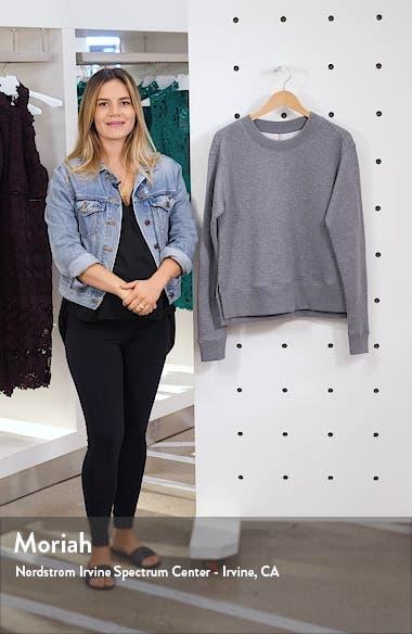 Nola High/Low Sweatshirt, sales video thumbnail