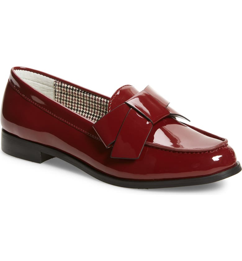 1901 Reenie Loafer, Main, color, RED PATENT PU