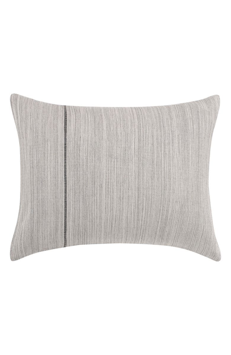 ED ELLEN DEGENERES Alta 200 Thread Count Sham, Main, color, GREY