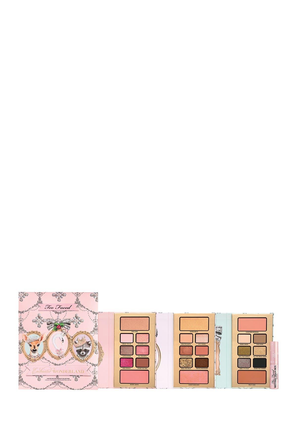 Image of Too Faced Enchanted Wonderland Makeup Set